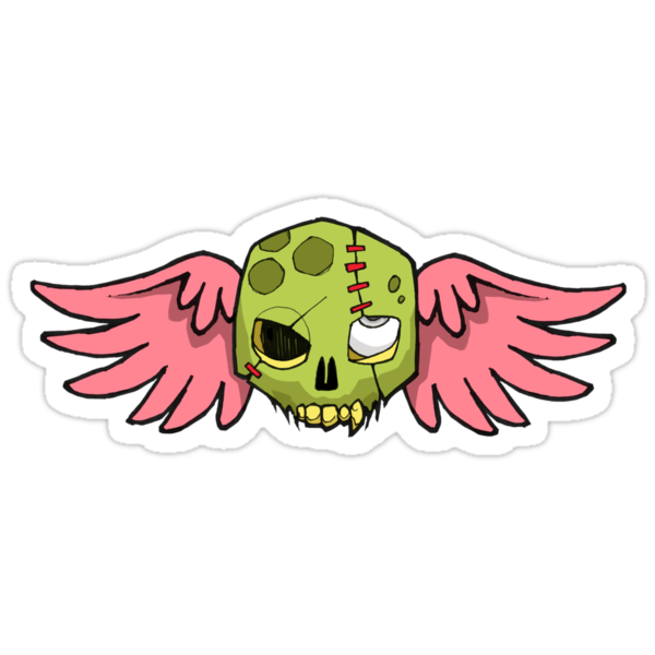 zombie angel by curua
