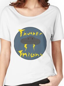 Thunder Thighs Women's Relaxed Fit T-Shirt