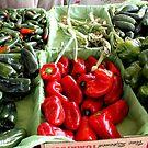 Veggie Fair by Jay Reed