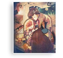 Hello Melody Canvas Print