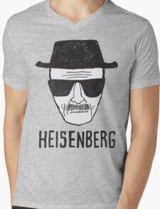 Breaking Bad - Heisenberg Mens V-Neck T-Shirt