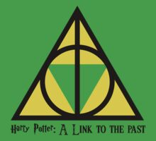Harry Potter: A Link to the past  T-Shirt