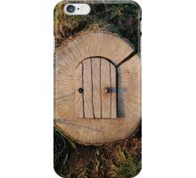 Fairy Gateway Door iPhone Case/Skin