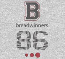 BreadWinners. One Piece - Short Sleeve