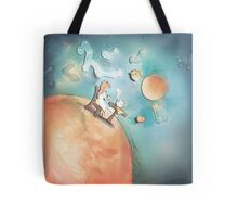 Apricots [From Super Mario Galaxy] Tote Bag