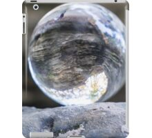 Crystal Ball  - Starved Rock Canyon iPad Case/Skin