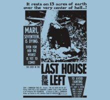 The Last House On The Left by loogyhead