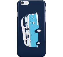 Bay Window Campervan Basic Colours (see description) iPhone Case/Skin