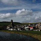River Tweed View Peebles by photobymdavey