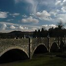 Tweed Bridge Peebles by photobymdavey