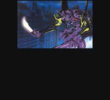Neon Genesis Evangelion - Unit-01 Knife (Cleaned) Unisex T-Shirt