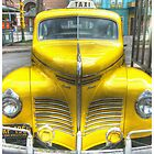Yellow Cab by John Trent