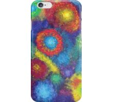 color and nebulas iPhone Case/Skin