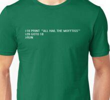 /ALL HAIL MOFFTISS Unisex T-Shirt