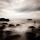 Port Mulgrave Rocks by PaulBradley