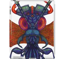 Insect alien iPad Case/Skin