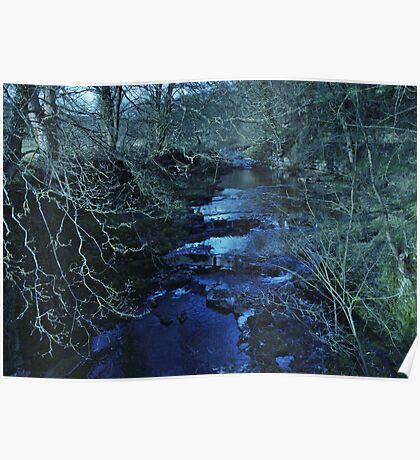 The River Nidd Poster