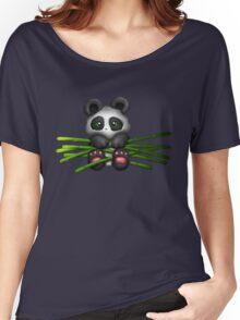 Panda Bamboo Women's Relaxed Fit T-Shirt