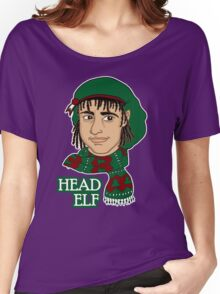 Head Elf - Red Women's Relaxed Fit T-Shirt