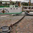 PD-Dresden  steam powered Riverboat by pdsfotoart
