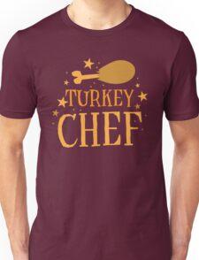 TURKEY chef Unisex T-Shirt