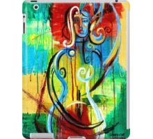 Woman Bass iPad Case/Skin