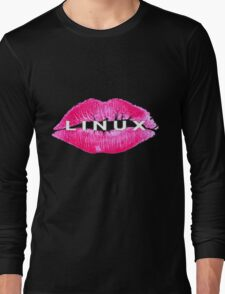 Linux Lips T-Shirt