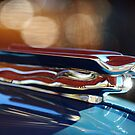 "1947 Nash Suburban ""Goddess of Speed"" Hood Ornament 2 by Jill Reger"