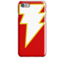 Shazam/ Black Adam iPhone Case/Skin