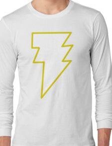 Magic Lightning Man Long Sleeve T-Shirt