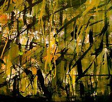 hillside forest floor.... by banrai