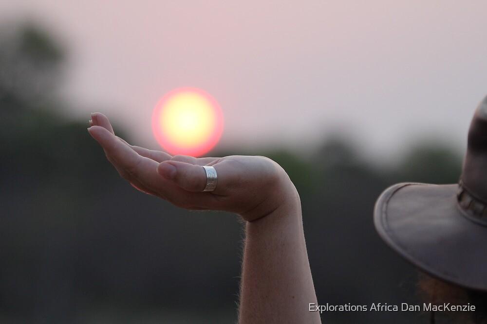 The magic of Africa by Explorations Africa Dan MacKenzie