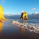 Gibson's Beach by Bill  Robinson