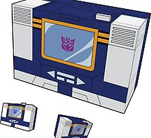 Soundwave - sticker 1 by NDVs