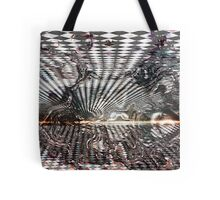 Time to escape (Reality) Tote Bag