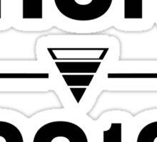 PHONY 2012 - Phony2012 Logo Remade Sticker
