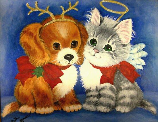 """Jangles & Miss Prissy by Ruth Kauffman"