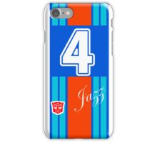 G1 Jazz iPhone iPhone Case/Skin