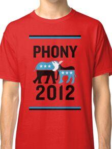 "PHONY 2012 - ""PHONY 2012"" Poster Design v2 Classic T-Shirt"