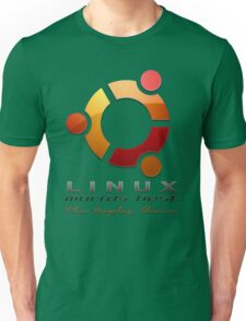 Ubuntu - The Peoples Choice Unisex T-Shirt