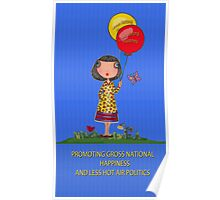 Gross National Happiness Poster