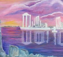 Reflections of Glory by Melissa Pinner