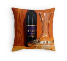 Trump Winery     ^ Throw Pillow