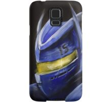 Blue Fifteen Samsung Galaxy Case/Skin