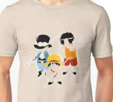 One Piece Brothers Unisex T-Shirt