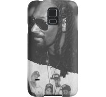Snoop Dogg out and about at the Straight Outta Compton Premier Samsung Galaxy Case/Skin