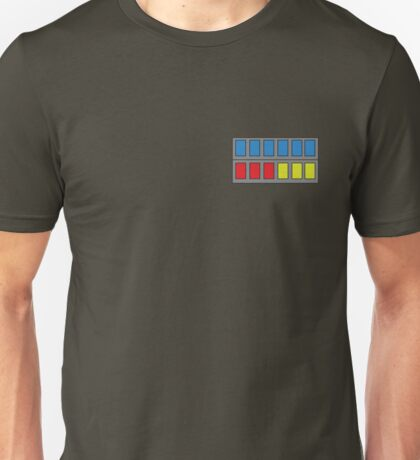 Grand Moff Unisex T-Shirt