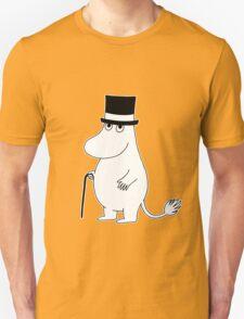 Moominpapa (Black) T-Shirt