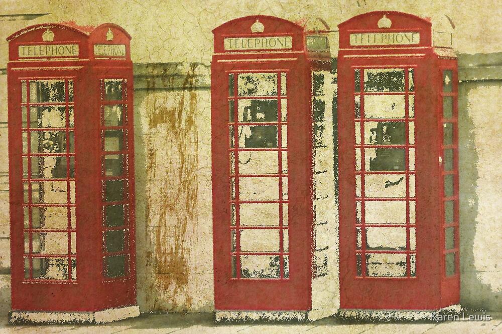 London Calling by Karen Lewis