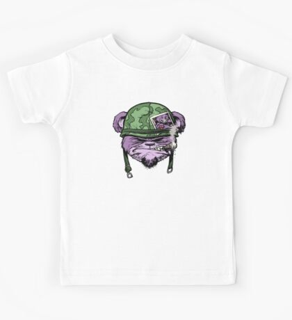 Grizzly Grunt Kids Tee